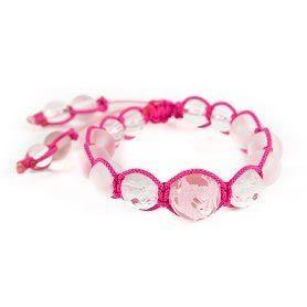 Ladies Yamato Damashii Bracelet - Pink