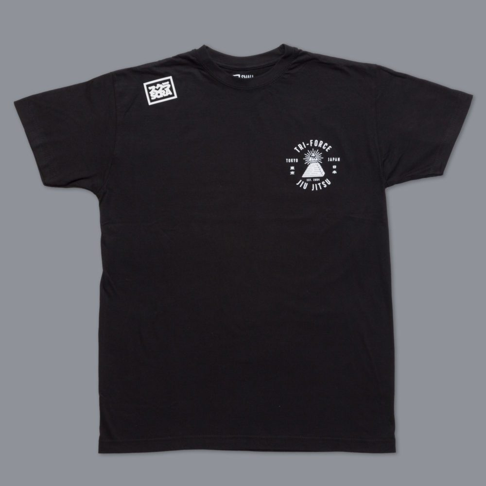 Scramble x Tri-Force Jiu Jitsu Academy Lightweight T-Shirt