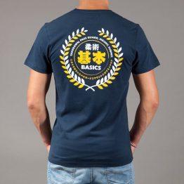 Scramble 'Essentials' T-shirt - Navy