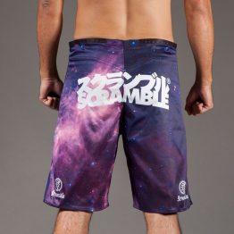 Scramble Galactica Shorts
