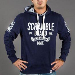 Scramble MMIX Hoody - Navy Blue