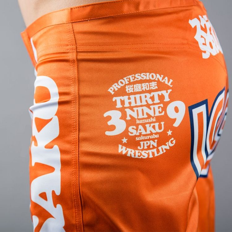 Scramble x Sakuraba SAKU 39 Shorts