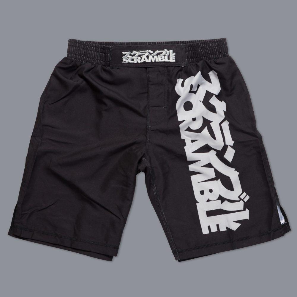 Scramble 'Crossed Swords' Shorts