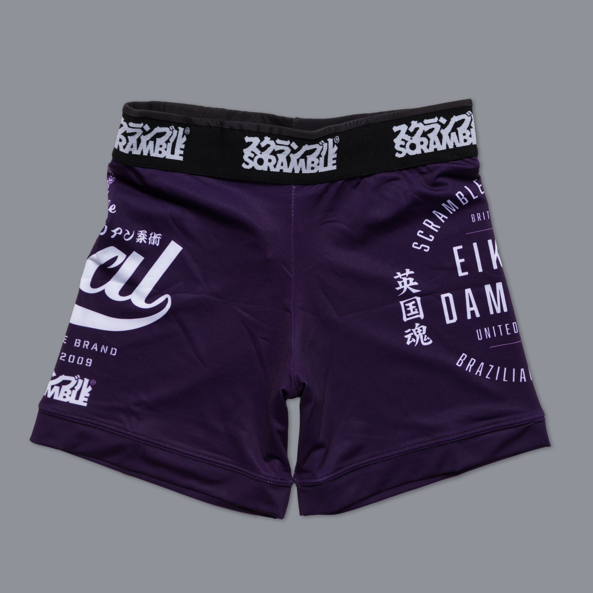 scramble-real-vale-tudo-shorts-purple