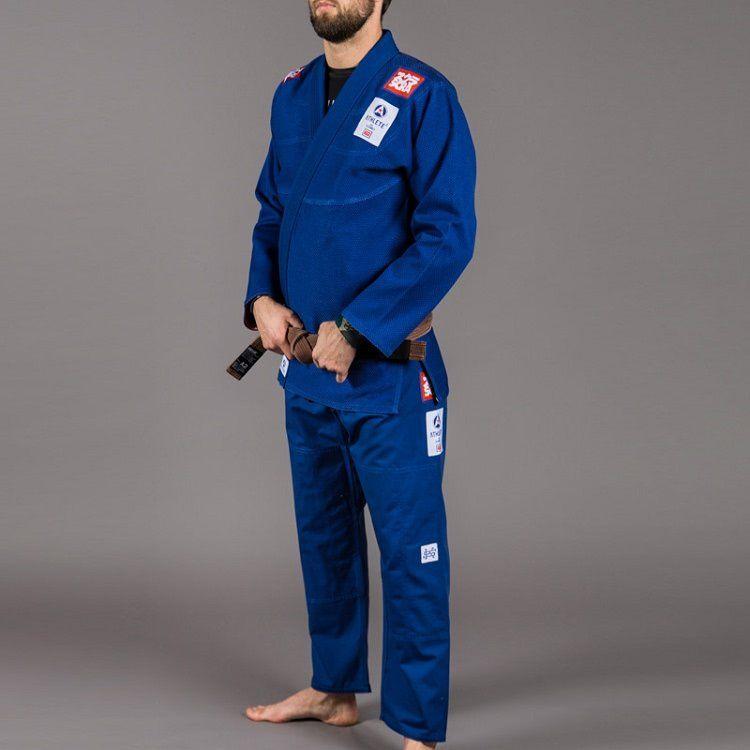 """Scramble """"Athlete 2"""" Kimono - Blue"""