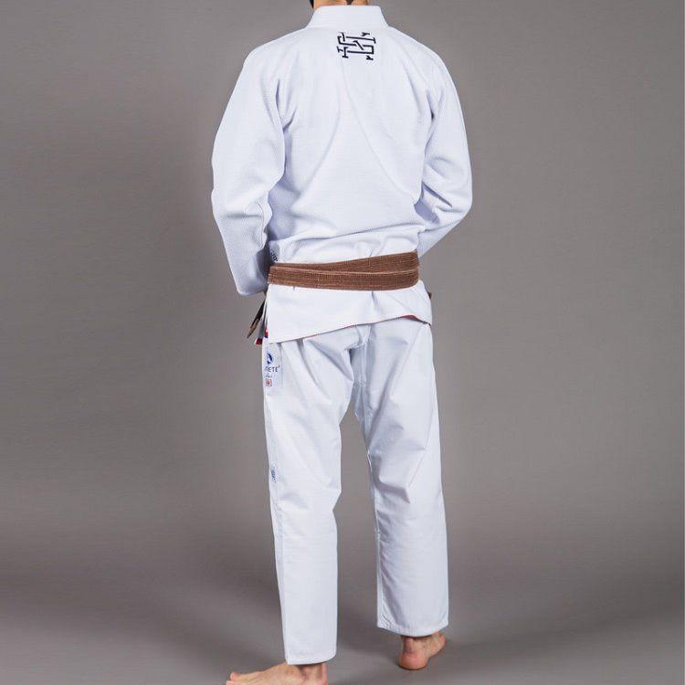 """Scramble """"Athlete 2"""" Kimono - White"""