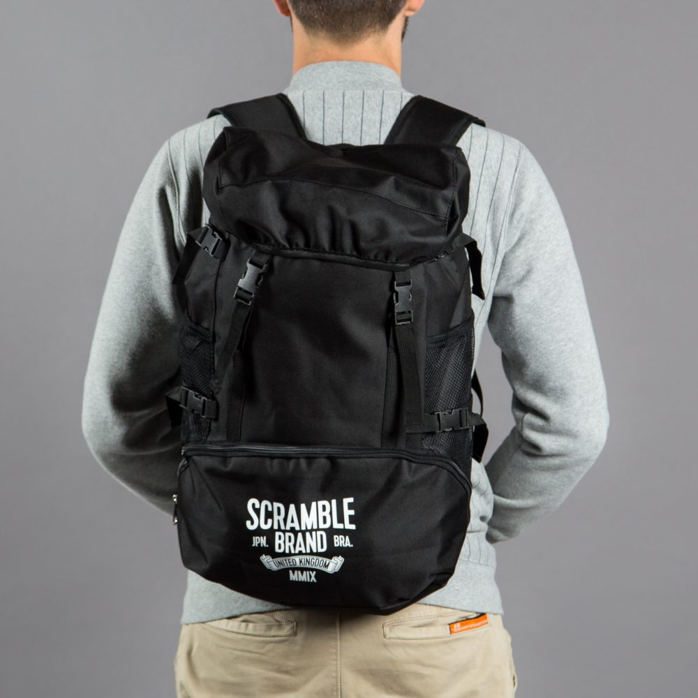 Scramble Kaban Backpack 2016