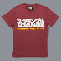 Scramble Essentials T-shirt - Red