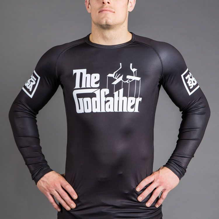 Scramble x The Godfather Official Rashguard
