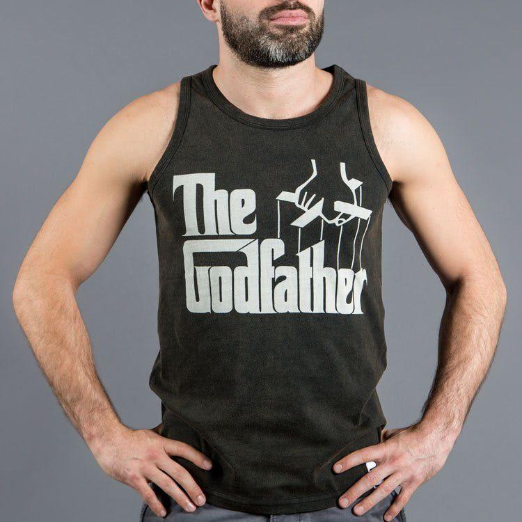 Scramble x The Godfather Vest