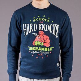 Scramble Hard Knocks Sweater