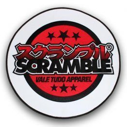 "Scramble ""Large Patch"" BJJ GI Patch"