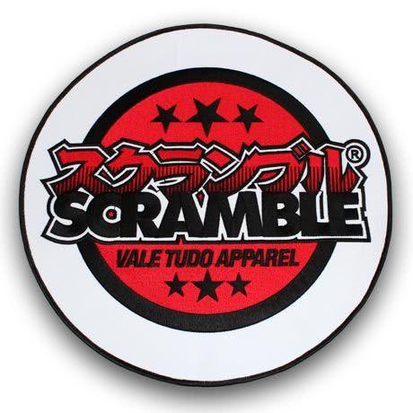"""Scramble """"Large Patch"""" BJJ GI Patch"""