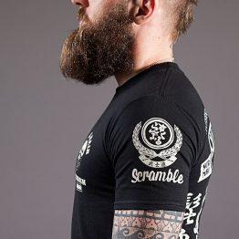 Scramble 'Strong Beard' Tee