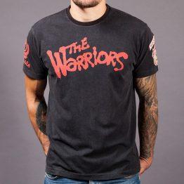 """Scramble """"The Warriors"""" Official T-shirt"""
