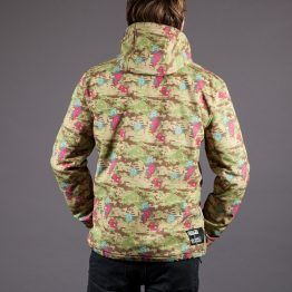 Scramble X FPG Digital Floral Jacket