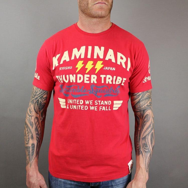 "Scramble ""Kaminari"" T-Shirt"
