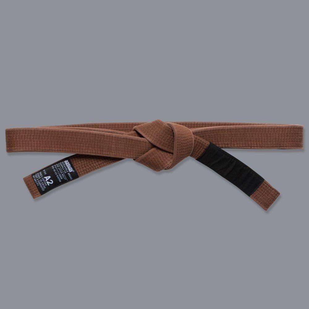 Scramble BJJ Belt V2 - Brown