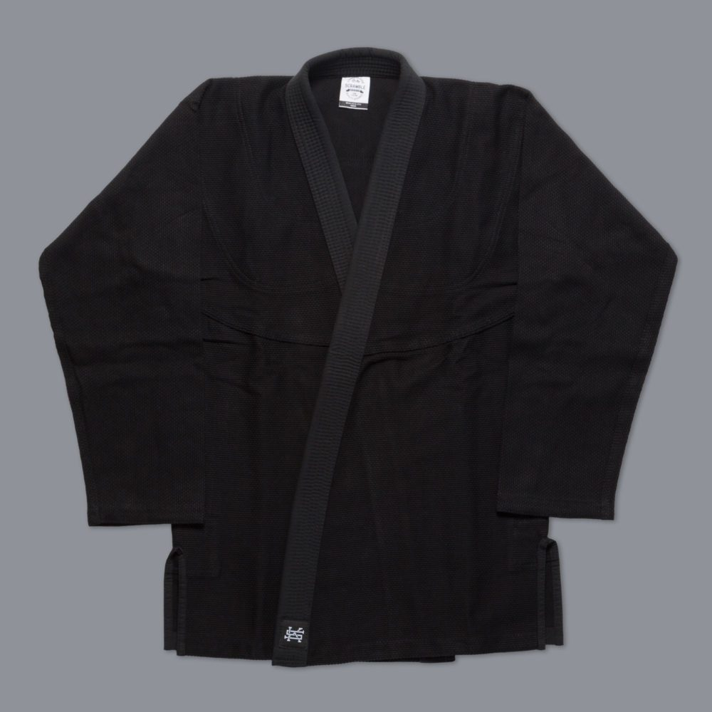 "Scramble ""Standard Issue – Semi Custom"" Kimono - Black Edition"